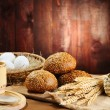The Bread - Photo