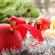 Christmas ornament — Stockfoto #7331859