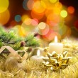 Christmas ornament — Stockfoto #7331860