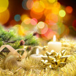 Christbaumkugel — Stockfoto #7331860