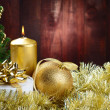 Christbaumkugel — Stockfoto #7331880