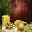 Kerst ornament — Stockfoto