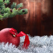 Christmas ornament — Stockfoto #7331906