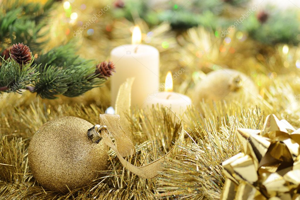 Merry Christmas and Happy New Year  Foto Stock #7331863