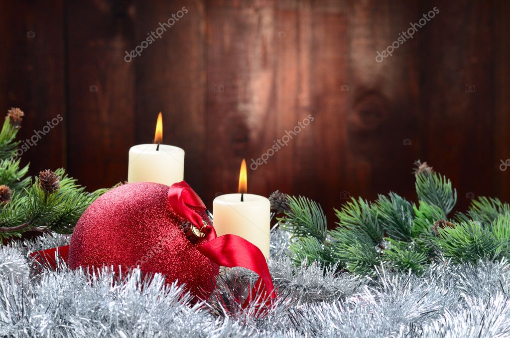Merry Christmas and Happy New Year — Foto de Stock   #7331866