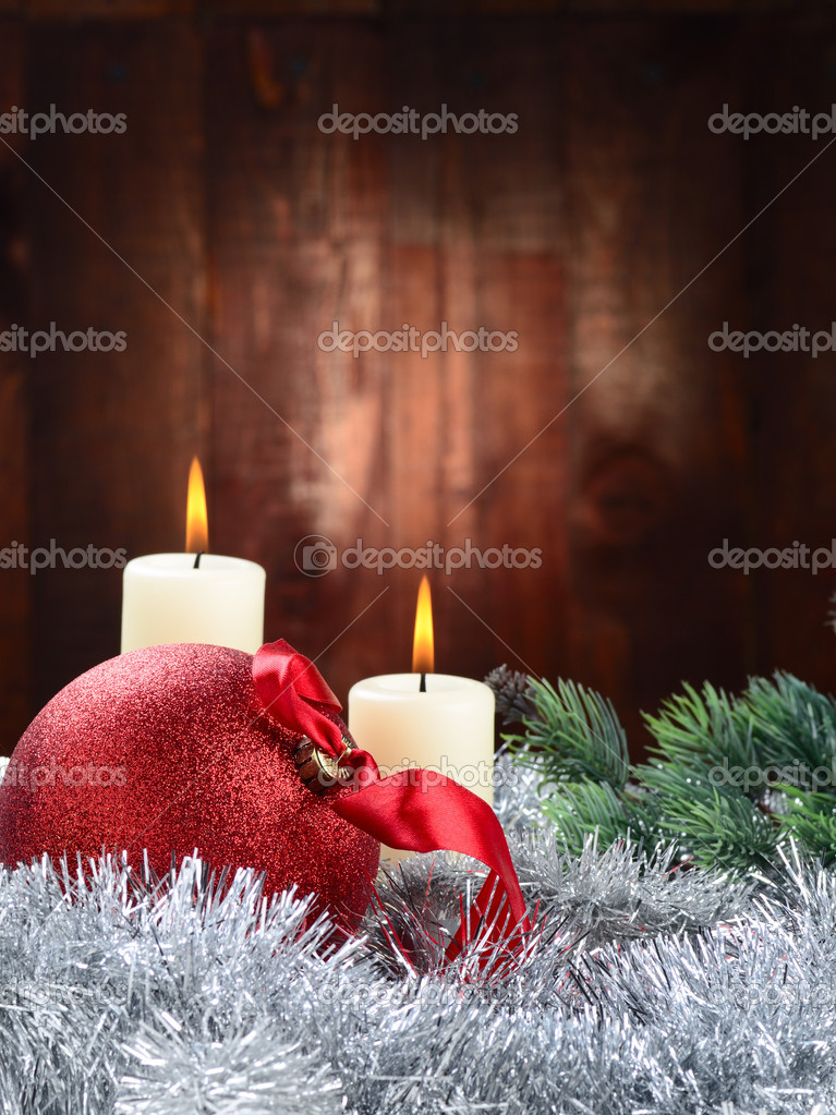 Merry Christmas and Happy New Year  Stock Photo #7331871