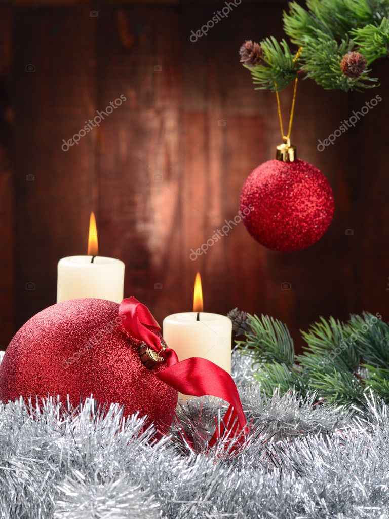 Merry Christmas and Happy New Year  Foto Stock #7331890
