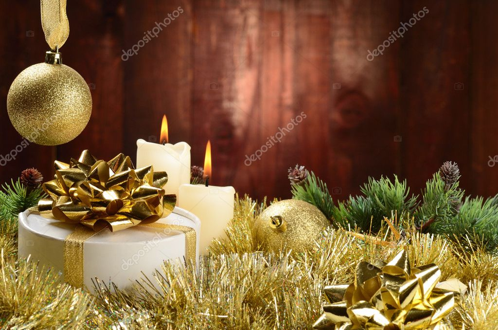 Merry Christmas and Happy New Year — Stock Photo #7331893