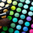 Royalty-Free Stock Photo: Makeup brushes