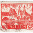 Poland, shows Poznan city - Stock Photo