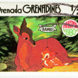 Grenada shows Bambi - Stock Photo