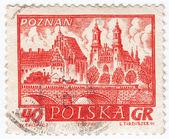 Poland, shows Poznan city — Stock Photo