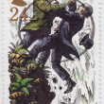 Постер, плакат: Sherlock Holmes