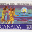 Canada  show Christmas Noel — Stock Photo