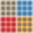 Royalty-Free Stock Vectorielle: Plaid pattern 2