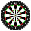 Darts — Stockvector #6940525