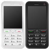 телефон — Cтоковый вектор