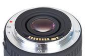 Backside lens — Stock Photo