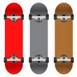 Skateboard — Stock Vector