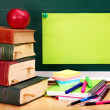 School supplies. — Stock Photo
