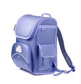 School backpack — Stock Photo