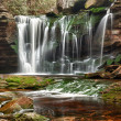 Elakala Falls in West Virginia — Stock Photo