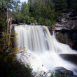 Blackwater Falls in Autumn — Stock Photo