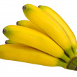 Royalty-Free Stock Photo: Branch of bananas