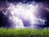 Lightning — Foto de Stock