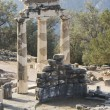 Delphi oracle Greece — Stock Photo