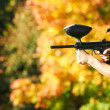 Paintball player — Stock Photo #6906013