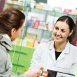 Stockfoto: Medical pharmacy drug purchase