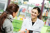 Acquisto droga medica farmacia — Foto Stock