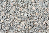 Crushed stones textures — Stock Photo