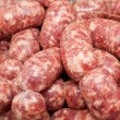 Italian Sausages - Stock Photo