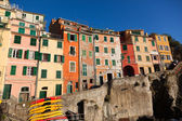 Riomaggiore Village in Cinque Terre, Italy — Stock Photo