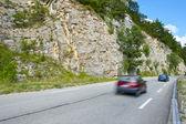 Moderne snelweg — Stockfoto