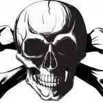 ������, ������: Skull and cross bones