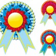 Royalty-Free Stock Vector Image: Award ribbon