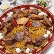 Samarkand pilau - Stock Photo