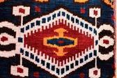 Uzbek national orbament — Stock Photo