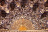 Goldene kuppel von guri amir — Stockfoto