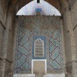 Old arch in Guri Amir — Foto de Stock