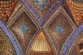 Fragmento de aksaray Mausoleo de pared — Foto de Stock