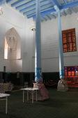 Interior mosque in Madrasa of Ulugh Beg — Stock Photo