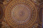 Techo de tilya kori madrasah — Foto de Stock
