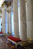 Spalten der st georges hall — Stockfoto