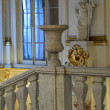 Railing of main Staircase of the Winter Palace — Stockfoto