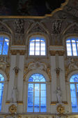 Interior of main staircase of the Winter Palace — Stock Photo