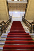The Council Staircase of winter palace — Stock Photo